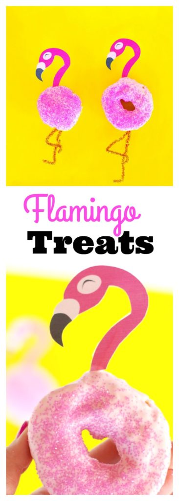 Flamingo Treats