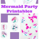 Mermaid Party Printables