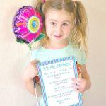 Kids Birthday Questionnaire