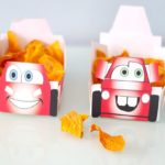 Cars Party Printable