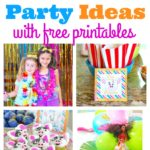 Moana Party Ideas with free printables