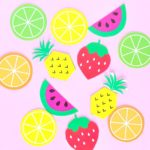 Fruit Party Printables