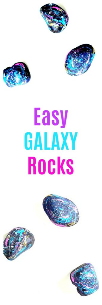 Easy Galaxy Rocks