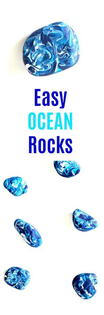 Easy Ocean Rocks