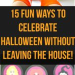 Celebrate Halloween Without Leaving The House