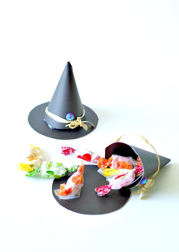Witch Hat Party Favor Treat Cups