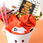 Trick Or Treat Boo Basket