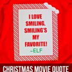 Christmas Movie Quote Printables