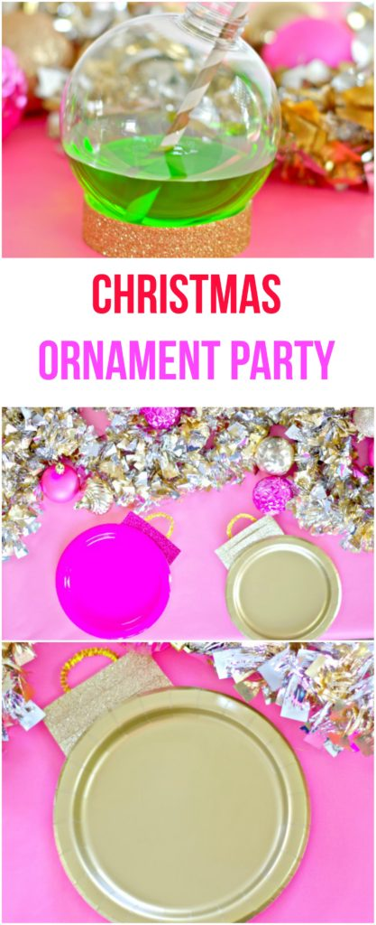 Christmas Ornament Party