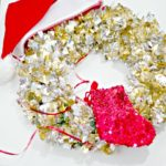Sparkly Christmas Wreaths