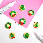 Easy Wreath Christmas Cookies