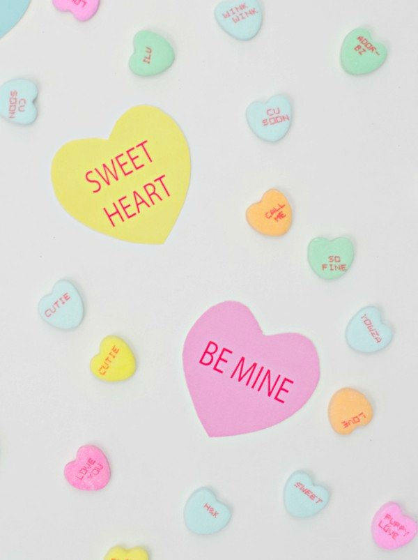 Heart Printable Decorations