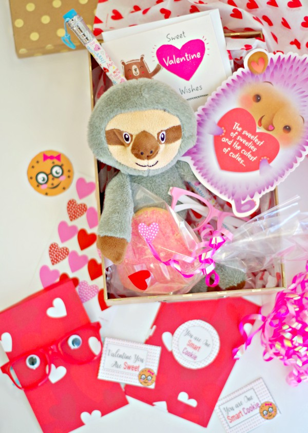 Valentine's Gift Box For Kids