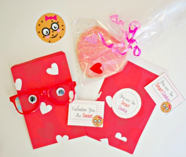 Printables and Cookie bags