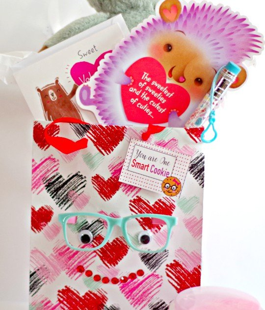 Kids Valentine's Gift Bag