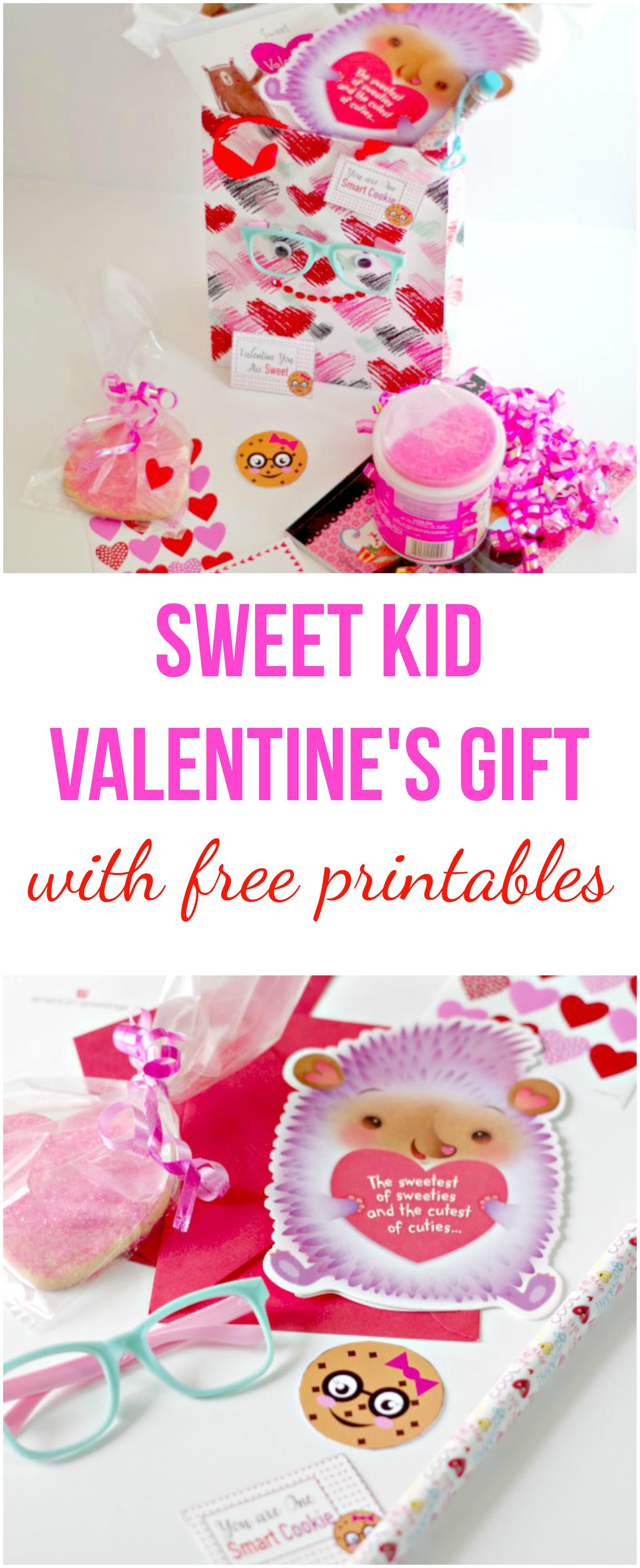 kid valentines gift