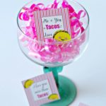 Taco Valentine's Day Printables