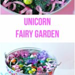 Unicorn Fairy Garden