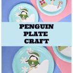 Penguin Plate Craft
